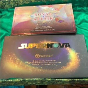 BH cosmetics palette Bundle